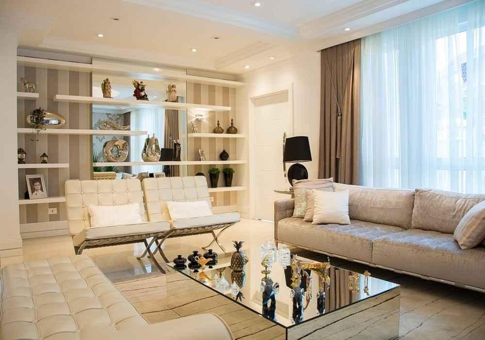 Desain Akuarium Ruang Tamu  cara menata ruang tamu menurut feng shui untuk kebaikan anda
