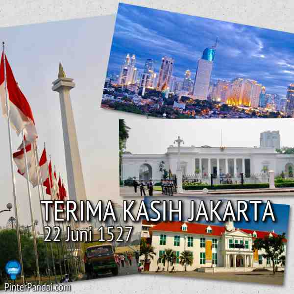 Hari ulang tahun Jakarta 22 Juni