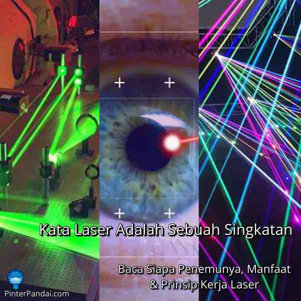 Penemu Laser