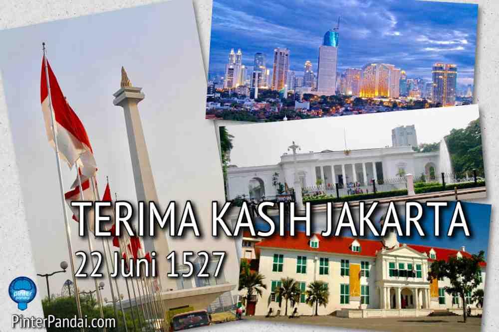 Hari ulang tahun Jakarta - Penetapan hari jadi Jakarta