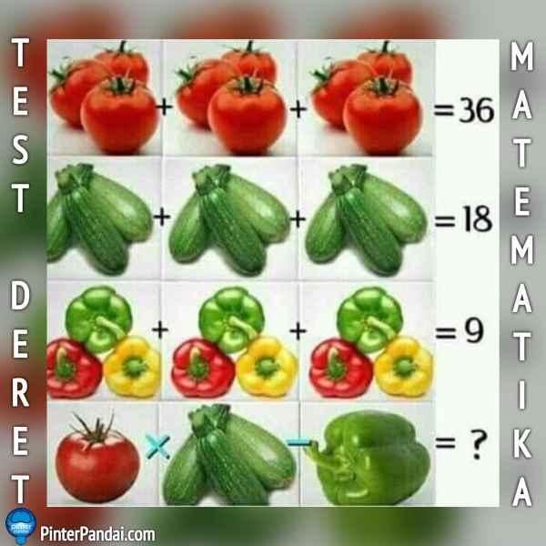 Tes Matematika Deret Angka Aritmetika