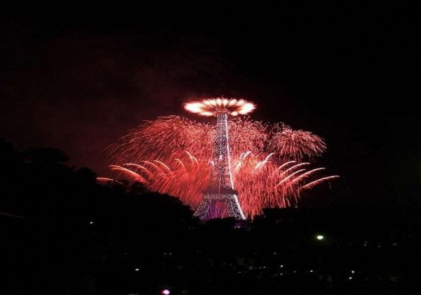 14 Juli - Hari Bastille - Hari Nasional Prancis