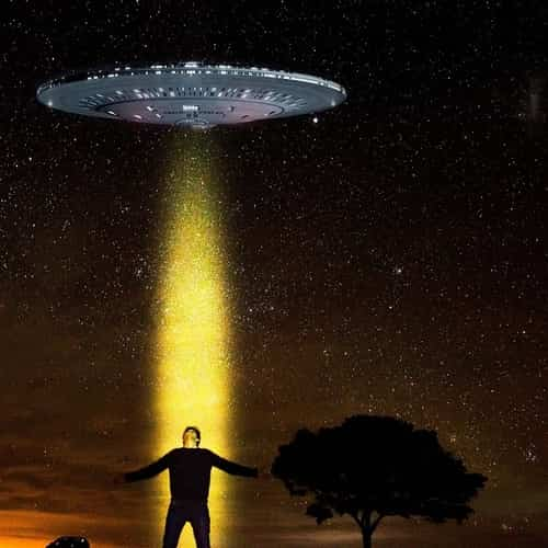 Arti mimpi alien disedot