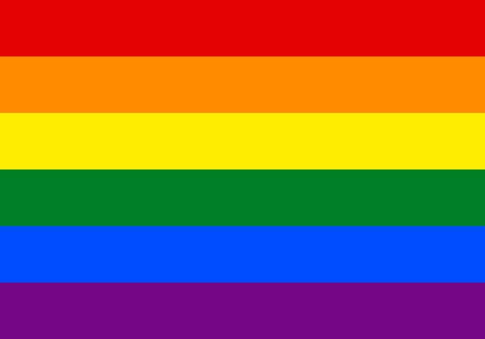Bendera simbol homoseksual