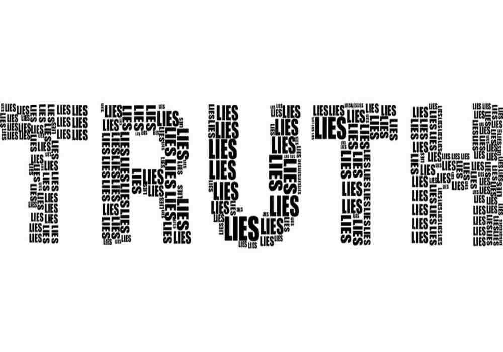 Ciri Orang Yang Berbohong