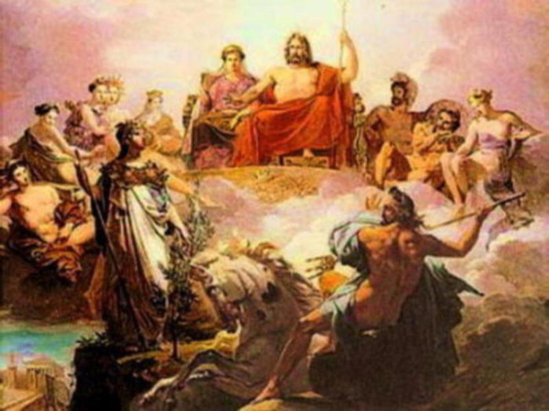 12 Dewa Olimpus Dari Yunani