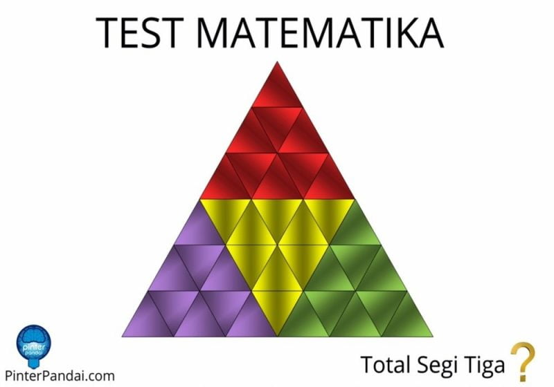 Matematika Jumlah Segi Tiga