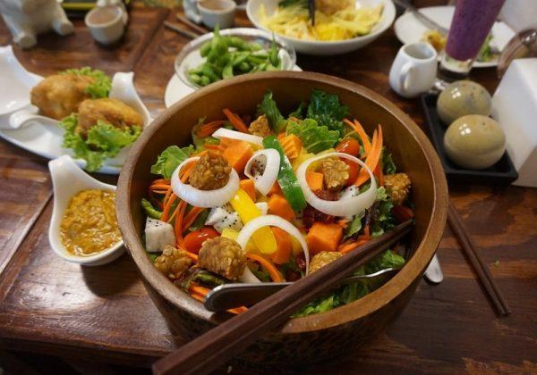Resep Lezat salad tempe