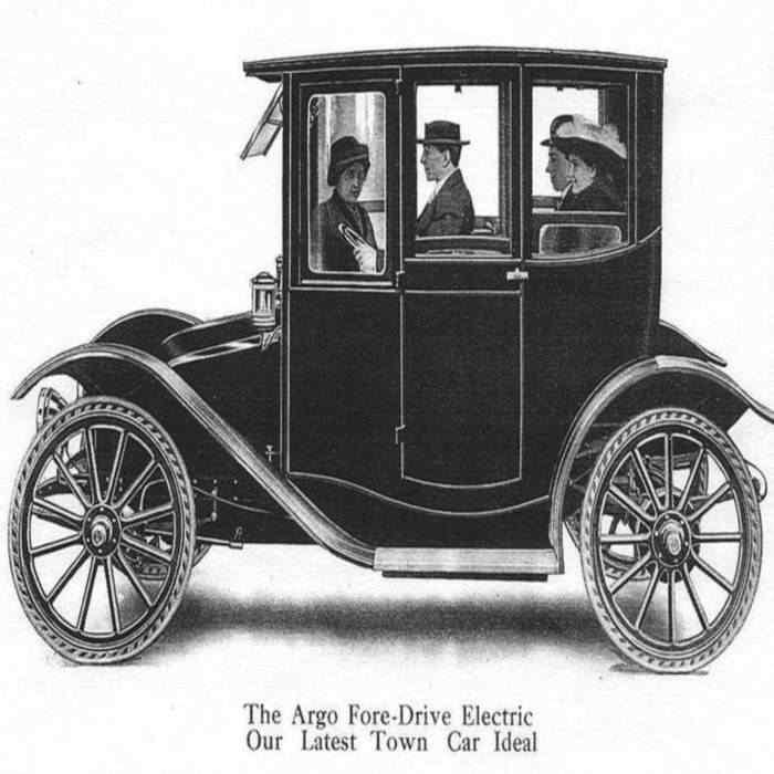 Taksi listrik NYC