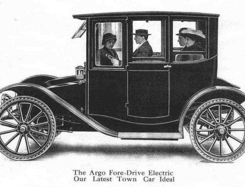Mobil Taksi Listrik Di New York City Mencapai 90% Pada Tahun 1899
