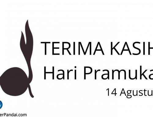 Sejarah Hari Pramuka – 14 Agustus 1961