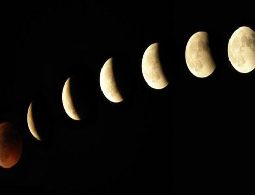 8 Gerakan Fase Bulan