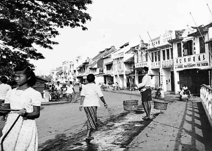 Glodok Pecinan Jakarta 1948