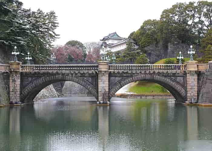 Istana Kekaisaran Jepang - Tokyo