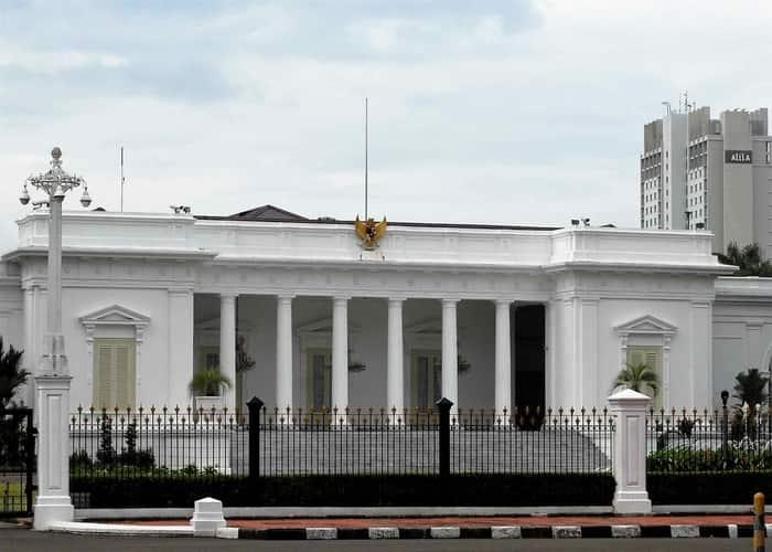 Istana Merdeka Jakarta - Istana Presiden