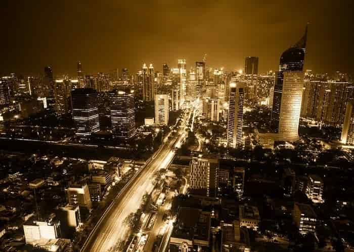 Gedung-gedung Jakarta