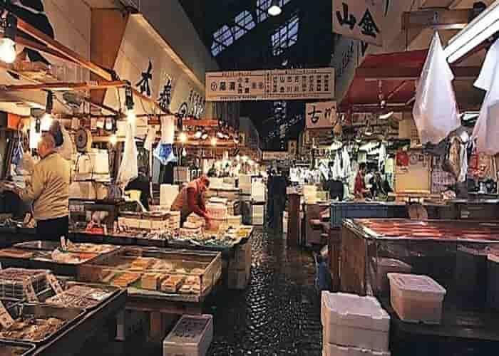 Pasar ikan Tsukiji