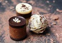 Perbedaan Cokelat Hitam Dan Putih