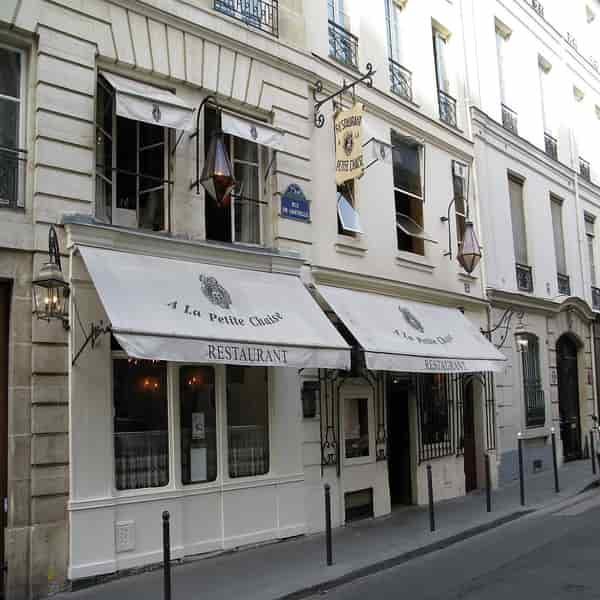Restoran tertua di dunia yang masih menyajikan makanan for A la petite chaise paris