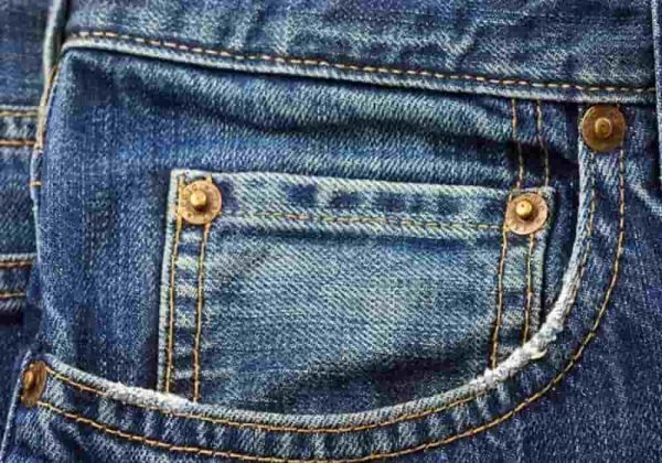 fungsi dari kantong kecil saku depan jeans