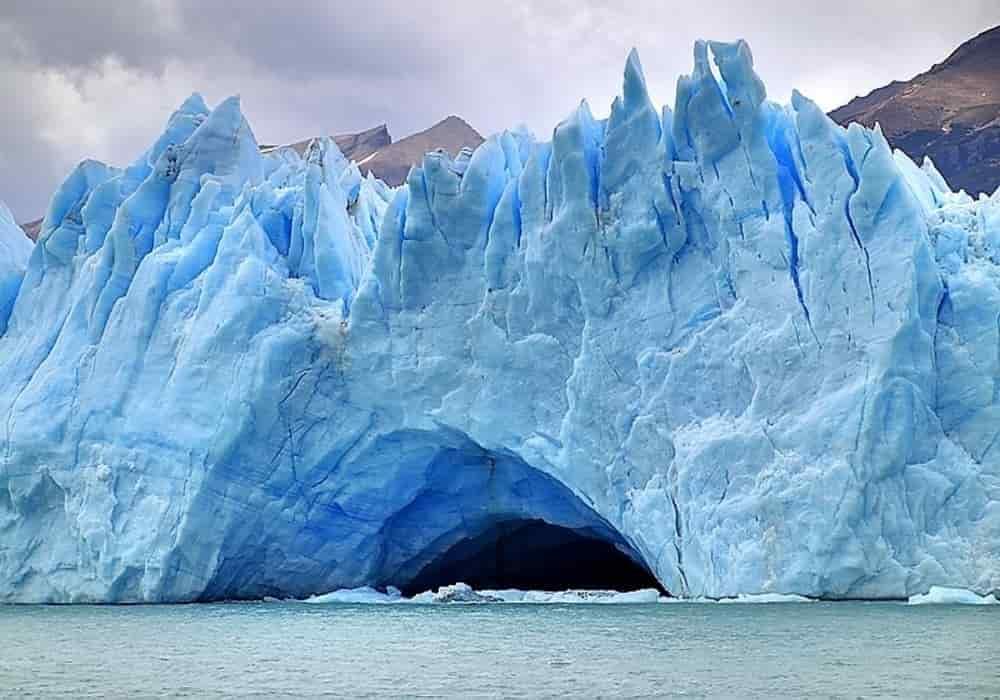 Gunung Es Perito Moreno Di Argentina - Patagonia