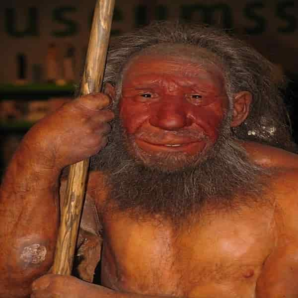 Interpretasi artistik Neanderthal