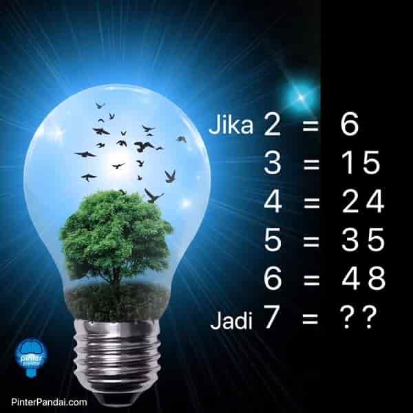 Matematika jika 2=6
