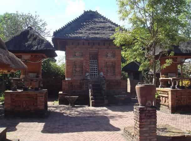 Pura Maospahit - Candi Majapahit - Denpasar - Bali