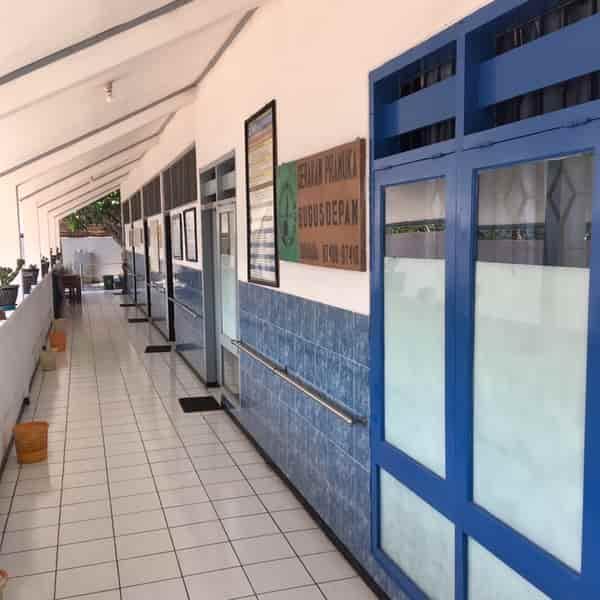 YPAC - Pembinaan anak cacat - gedung sekolah