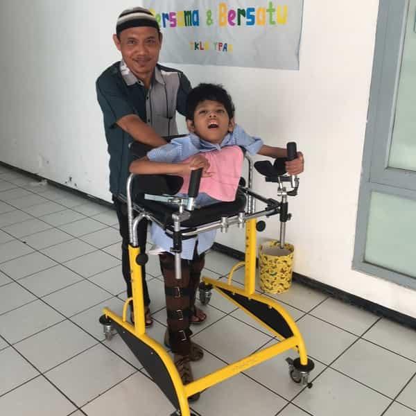 YPAC - Pembinaan anak cacat