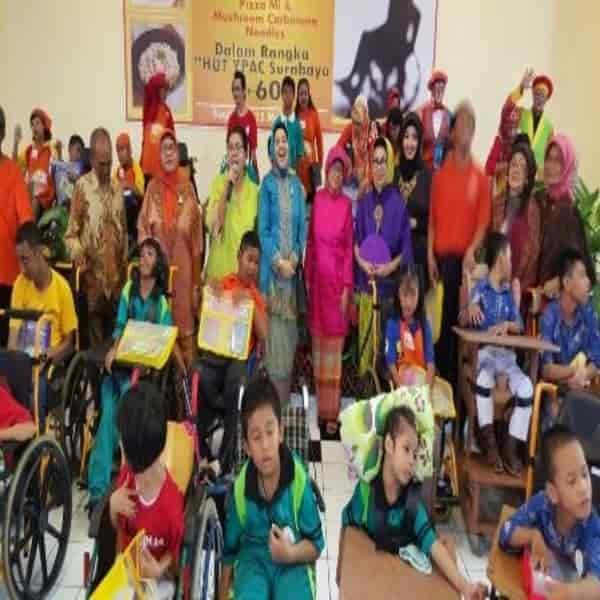 Yayasan Anak Cacat Surabaya