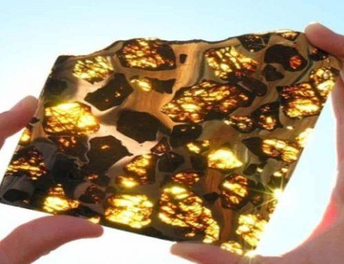 Meteorit Fukang – Gurun Gobi