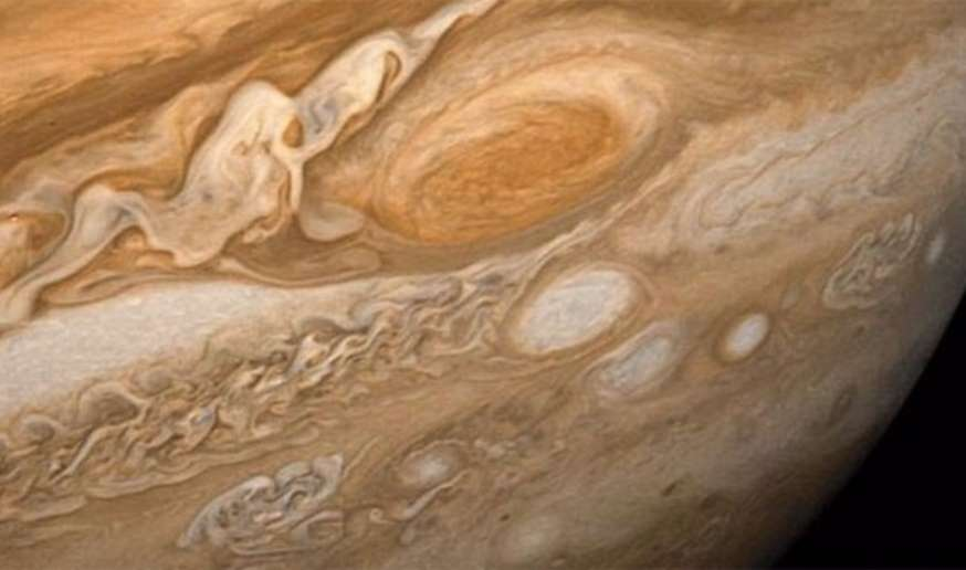 Bintik Merah Raksasa Yupiter