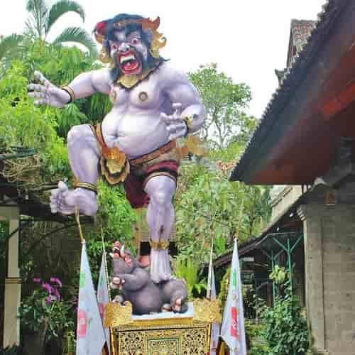 Hari Raya Nyepi Ogoh-Ogoh 2