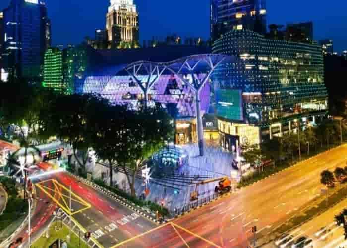 Orchard Road Singapura