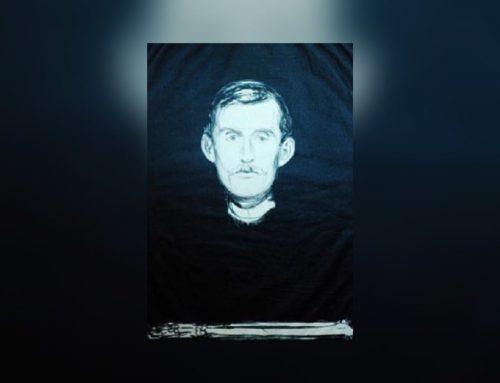 Pelukis Ekspresionisme Edvard Munch – Skeleton Arm – Tulang Rangka Lengan