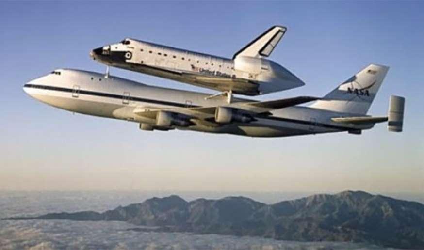 Pesawat luar angkasa Atlantis dibawa ke Kennedy Space Center