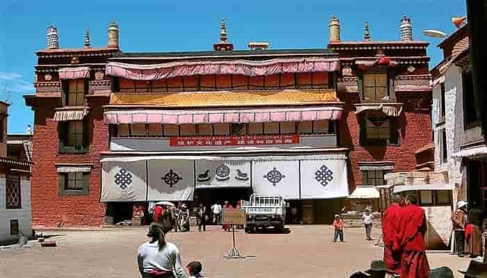 Kuil Ramoche temple tibet