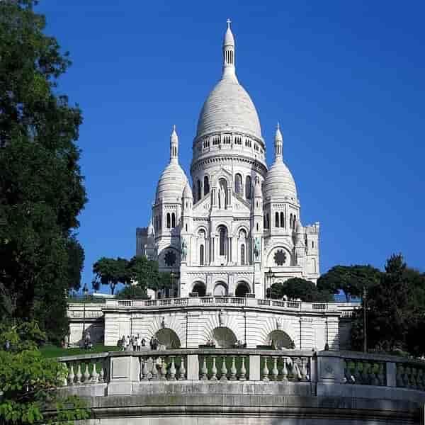 Sacre Coeur - Basilika Hati Kudus Paris