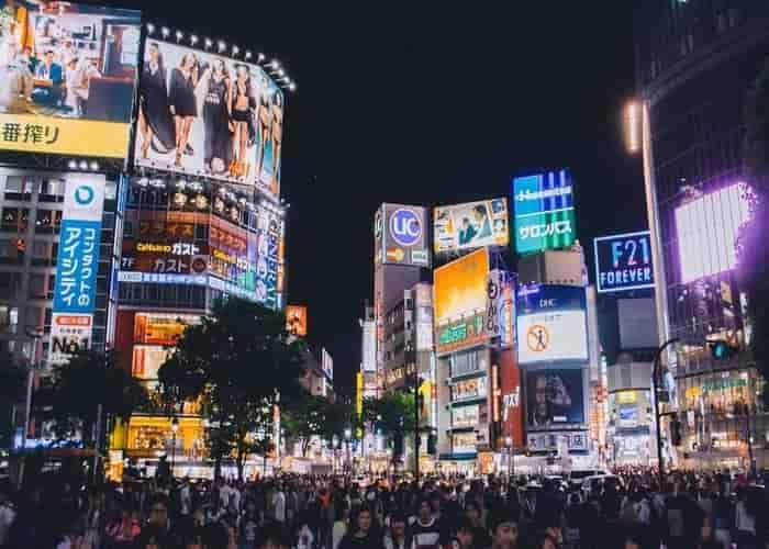Shibuya Tokoyo