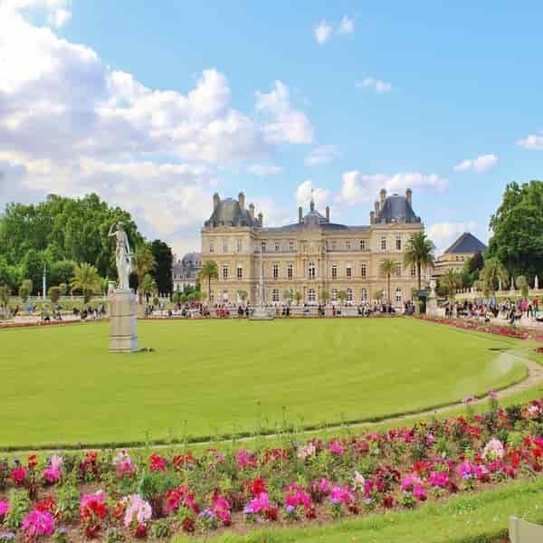 Taman Luxembourg Paris