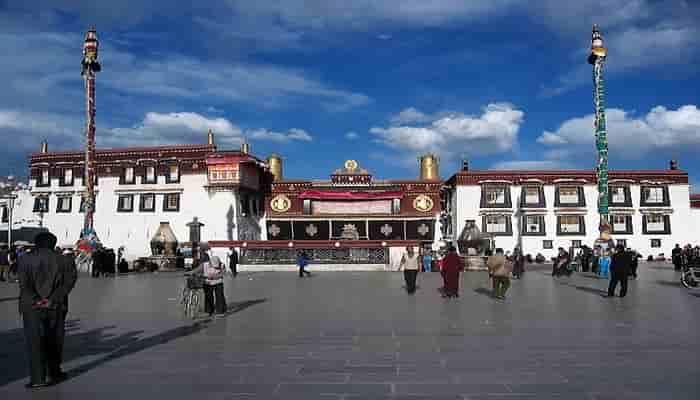 Vihara Jokhang Tibet