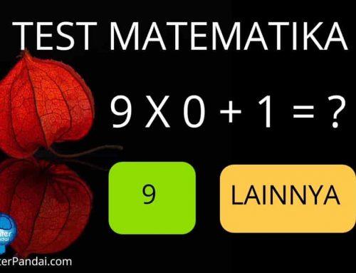 9×0+1=?