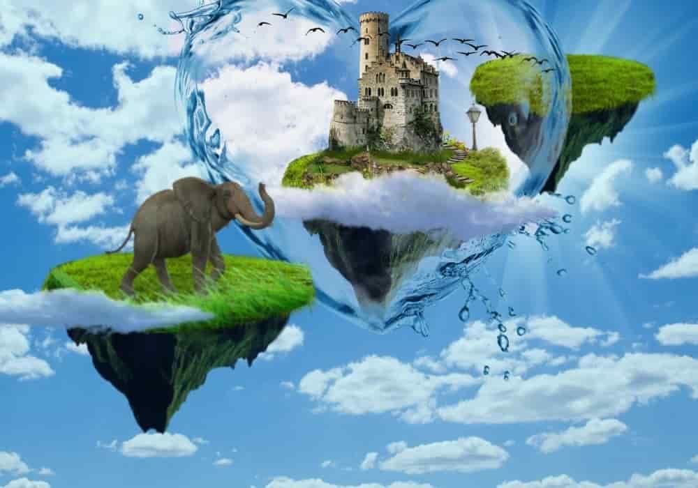 Ekosistem Contoh Pengertian Komponen Jenis Dan Keseimbangan