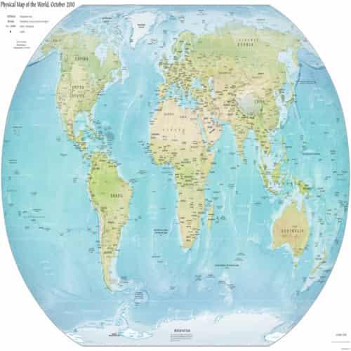 Ibukota dunia Wilayah dependensi