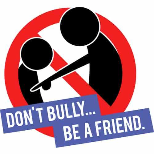 Jangan Melakukan Penindasan Bullying