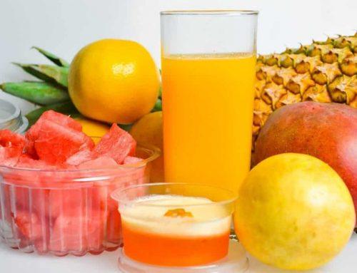 Minuman Buah Jus Mangga, Kandungan Vitamin dan Mineral, Resep Jus Mangga Penambah Stamina