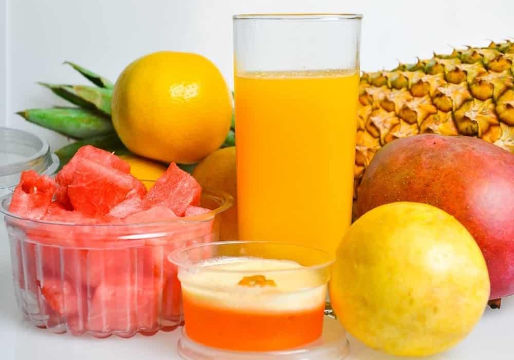 Resep Jus Mangga Penambah Stamina - Kandungan Vitamin dan Mineral