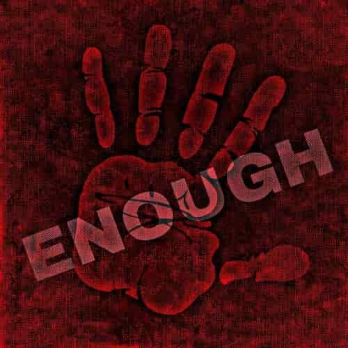 Katakan cukup untuk penindasan