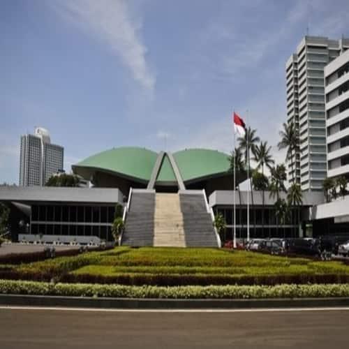 Komplek parlemen MPR, DPR, DPD